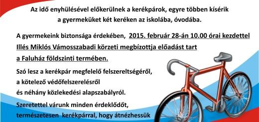 Kerékpáros KRESZ