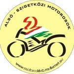 Alsó-Szigetközi motorosok Logó