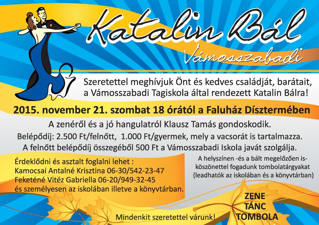 Katalin Bál2015