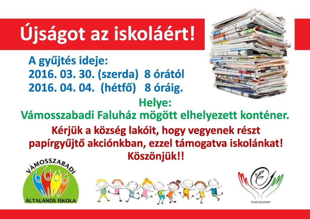 újságot az iskoláért2016