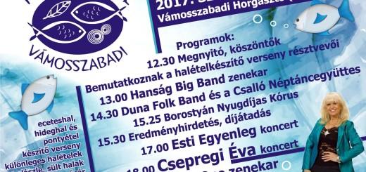 Halfeszt 2017. programplakát