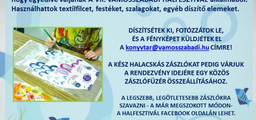 halzászló plakát