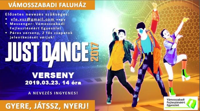 Justdance plakát