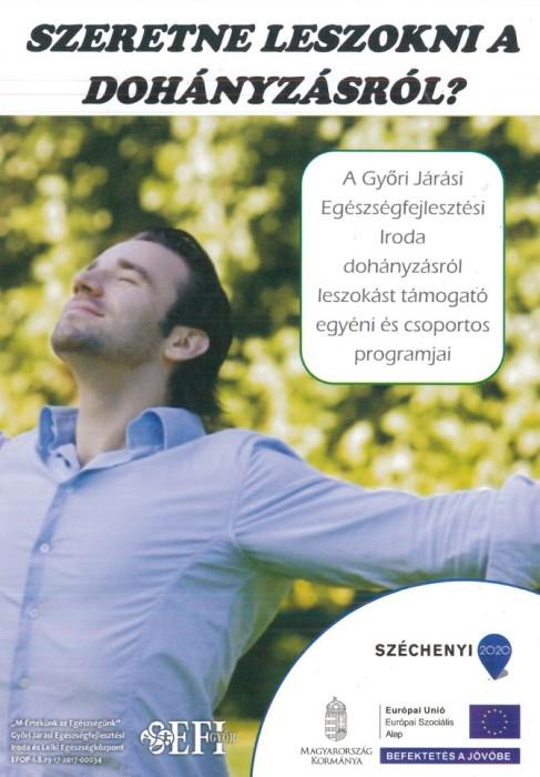 egészséges életmód leszokni a dohányzásról program mikor leszokni a dohányzásról, meghízik