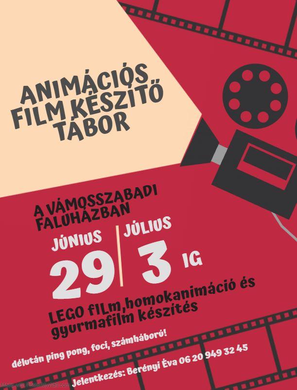 Animációs film plakát